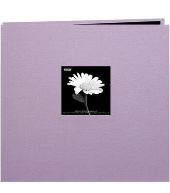 Pioneer 8''x8'' Cloth Postbound Album