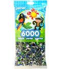 Perler Beads 6,000 Count-City Mix