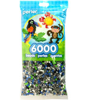 Perler Beads 6,000 Count-City Mix, , hi-res