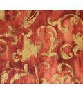 Richloom Studio Lightweight Decor Fabric-Crimson Olmstead