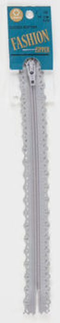 Coats & Clark® 22\u0027\u0027 Cutwork Separating Fashion Zipper