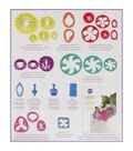 Wilton® Gum Paste Flower Cutter Set 28pcs