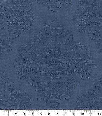 P/K Lifestyles Upholstery Fabric 54''-Lapis Temptress