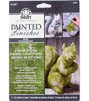 FolkArt Painted Finishes Kit-Moss, , hi-res