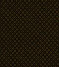 Home Decor 8\u0022x8\u0022 Fabric Swatch-Robert Allen Ikat Geo Chocolate