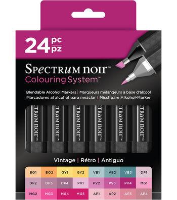 Spectrum Noir Alcohol Markers-Vintage