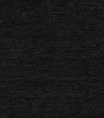 "Crypton Upholstery Fabric 54""-Aria Black"