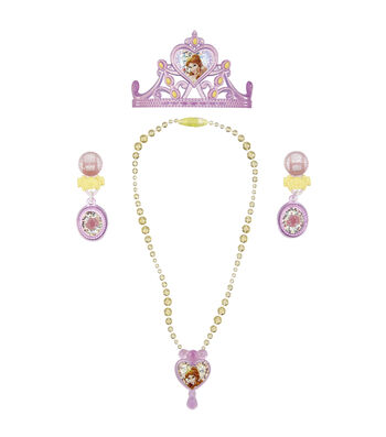 Disney® Princess Belle Sparkle Jewelry Set