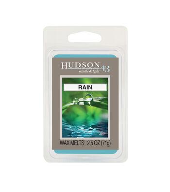 Hudson 43™ Candle & Light Collection Wax Melt-Rain