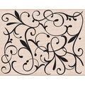 Designblock Flourish Stamp