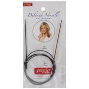 Deborah Norville Fixed Circular Needles 47'' Size 0/2.0mm, , hi-res