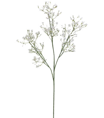 Bloom Room Pack of 12 24'' Gypsophila Sprays-White