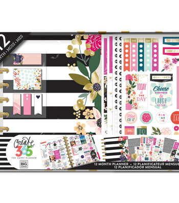 Create 365 Planner Box Kit-Botanical