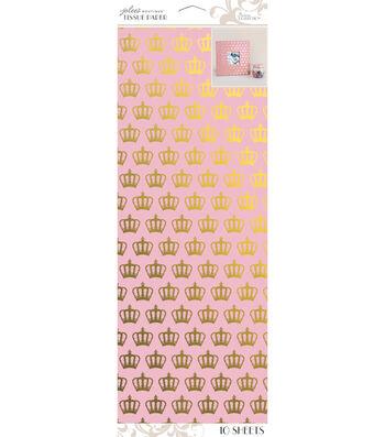 Jolee's Boutique Parisian Royal Crown Tissue Paper