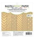 Bazzill Basics Paper Pad 6\u0027\u0027x6\u0027\u0027