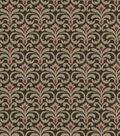 Eaton Square Upholstery Fabric 54\u0022-Tracer/Chocolate Cherry
