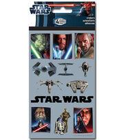 Starwars 4 Sheet Sticker, , hi-res