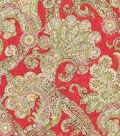 Waverly Upholstery Fabric 54\u0022-Grand Gesture/Fiesta