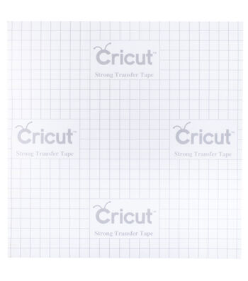 Cricut® 12''x48'' StrongGrip Transfer Tape