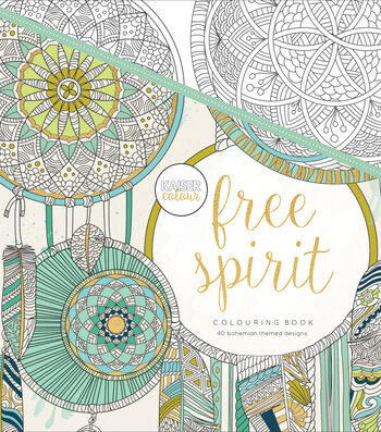 Freespirit-kaiser Coloring Book