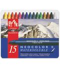 Caran D\u0027Ache NeoColor II Water Soluble Wax Pastel Set