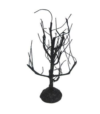 Maker's Halloween Littles Large Spooky Tree-Black