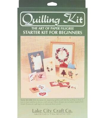 Quilling Beginners Starter Kit