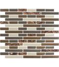 Peel & Impress™ 4pk-Mix Brown Marble