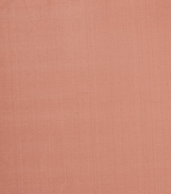 "Eaton Square Solid Fabric 54""-Douppioni Silk /Petal"