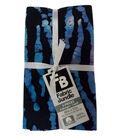 Fat Quarter Bundle Cotton Batik Fabric 18\u0027\u0027-Assorted Tie Dye