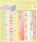 Photo Play Double-Sided Paper Pad 6\u0022X6\u0022-About A Little Girl