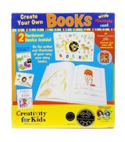 Creativity for Kids Kit-Create Your Own Books, , hi-res