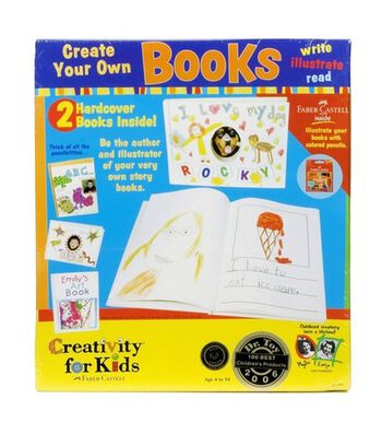 Creativity for Kids® Create Your Own Books