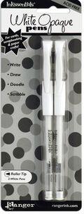 Ranger Inkessentials Pen-2PK/White