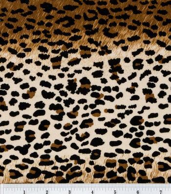 Alova Print Fabric Leopard