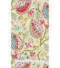 Dena Designs Multi-Purpose Decor Fabric 54\u0022-Flamingo Frolic Watermelon