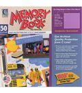 Memory Book Top Loading Page Protectors 12\u0022X12\u0022-50 PK