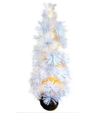 Maker's Holiday 2' LED Christmas Tree