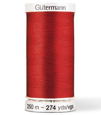 Gutermann Sew-All Thread 273Yds-(400 & 800 series) Warm Colors