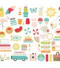Summer Days Bits & Pieces Die-Cuts