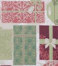 Christmas Cotton Fabric 43\u0022-Gift Tags
