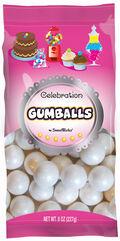 Gumball Shimmer White
