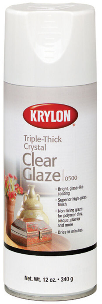 Triple Thick Clear Glaze Aerosol Spray-12oz