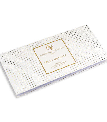Save The Date™ Adrienne Vittadini Bride To Be Sticky Note Set