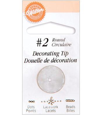 Wilton® Decorating Tips Round