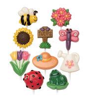 Wilton® Candy Mold 2/Pkg-Bugs & Garden, , hi-res