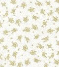 Buttercream™ Stella Collection Cotton Fabric-Ditsy Floral Toss