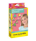 Creativity for Kids Pretty Pennant Necklace Kit