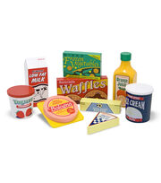 Melissa & Doug Fridge Food, , hi-res