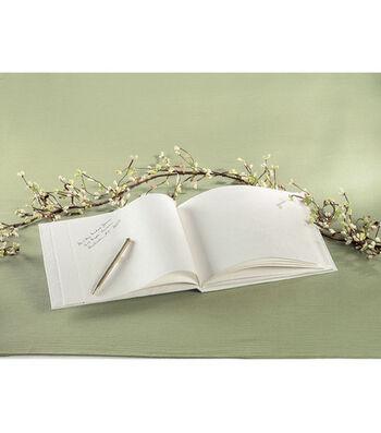 Wilton® Natural Paper Guest Book